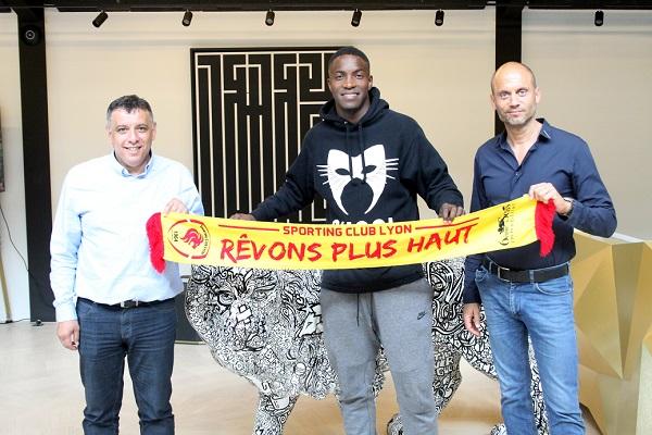 [Officiel] Oumare Tounkara première recrue du Sporting Club de Lyon