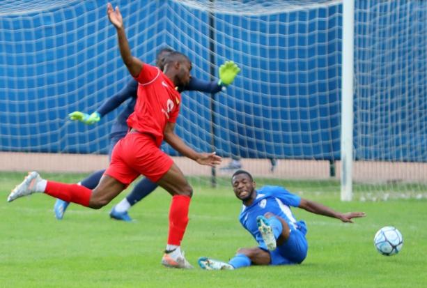 Grenoble Foot 38 - Sporting Club de Lyon : le résumé vidéo