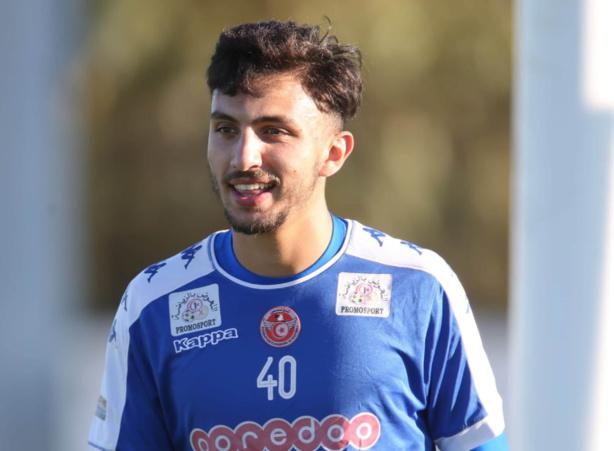 Sharaffeddine Rouahi convoqué en Tunisie U20