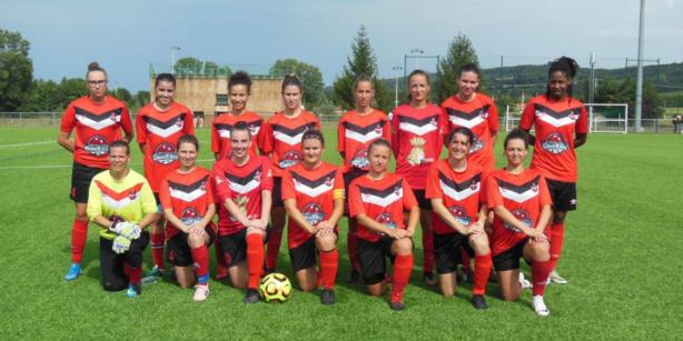Premier match amical pour les féminines de Sud Lyonnais
