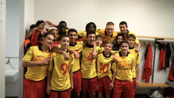 """""""Mon équipe, ma bataille"""" : le SC Lyon a consacré une mini-série vidéo à ses U15"""