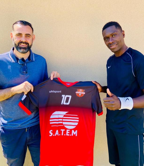Sidoine Logon (Sud Lyonnais ):«Apporter mes qualités de footballeur, tout simplement»