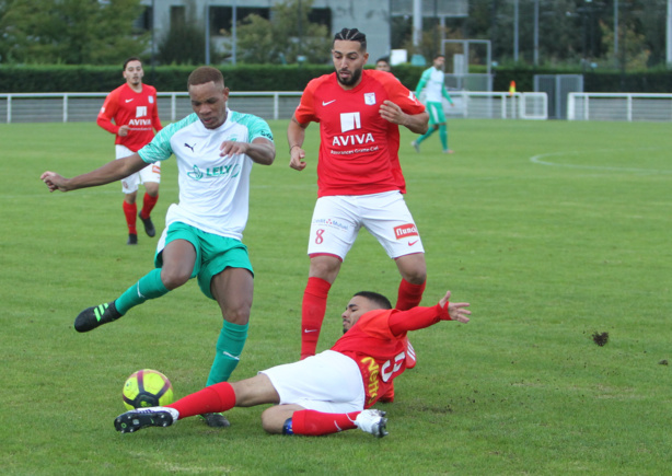 AC Seyssinet - FC Lyon (2-2) : le résumé vidéo