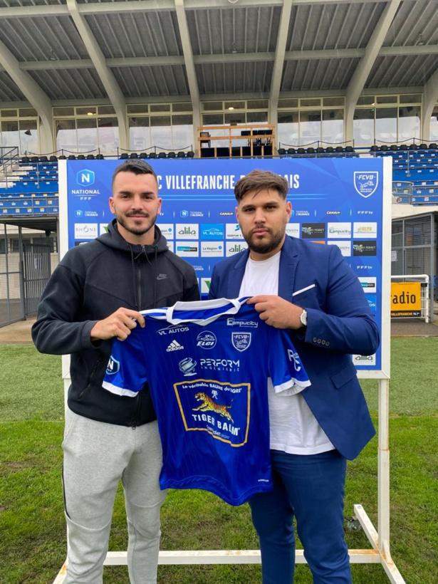 [Mercato] Le FC Villefranche Beaujolais annonce deux nouveaux joueurs