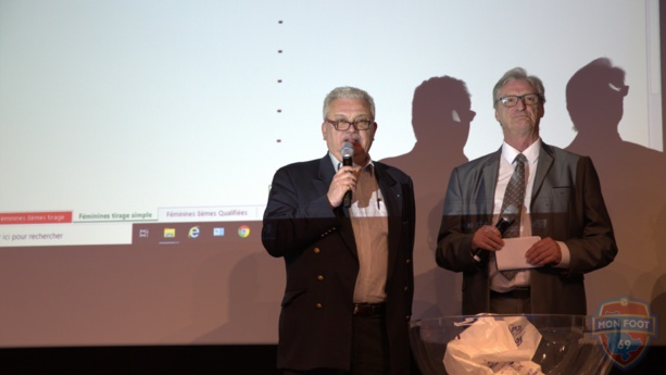 Entretien avec Pascal Parent, président de la Ligue Auvergne Rhône-Alpes de football