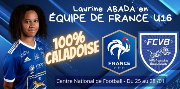 Une joueuse de Villefranche appelée en stage avec l'équipe de France U16