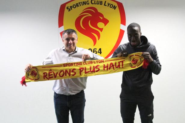Thomas Hernu – SC Lyon