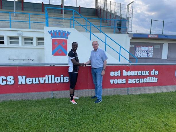 [Mercato] Une première arrivée au CS Neuville