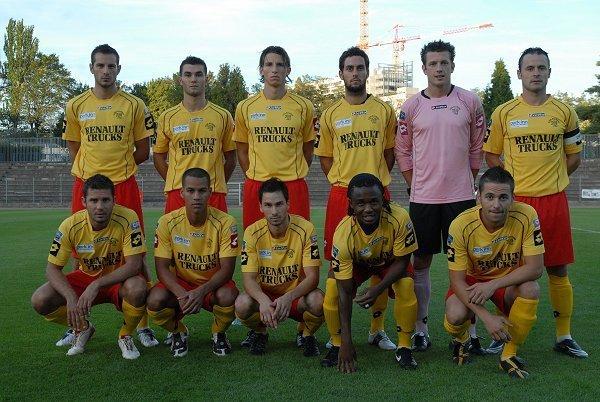 Suivi de deux saisons à Lyon-Duchère AS...