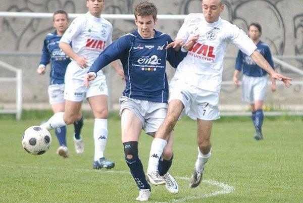 Benjamin Corgnet, aujourd'hui à l'AS Saint-Etienne et pour l'instant la plus belle réussite de l'US Millery-Vourles... en attendant une prochaine ?
