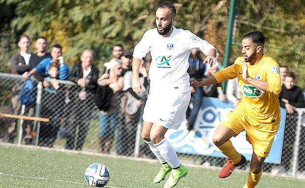 La bonne opération pour Pierre Thimonier et le FC Pontcharra Saint-Loup en Excellence