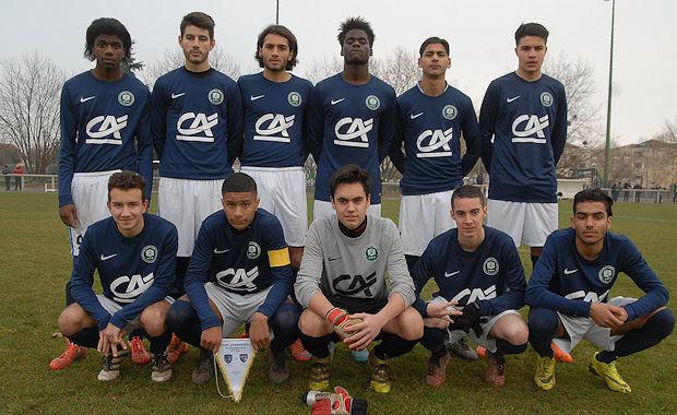 Les U19 du FC Rive Droite en quarts de la Coupe du Rhône