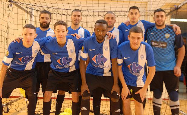 L'AS Minguettes continue sa route en Coupe Nationale de Futsal