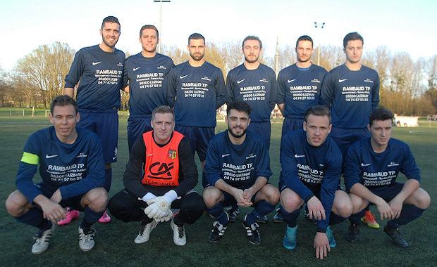 FC Chaponnay-Marenne B