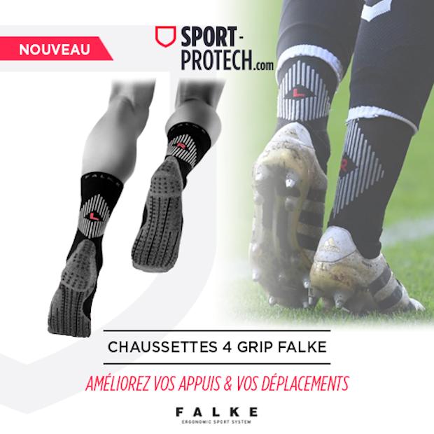 Sport-Protech.com - Les chaussettes FALKE pour ne plus déraper !