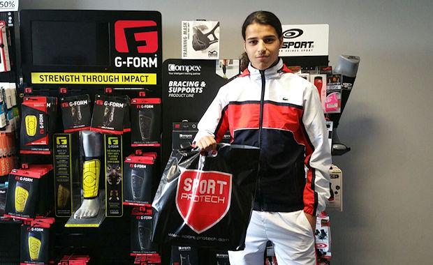 Nassim ZEMA (U19 AS Montchat)
