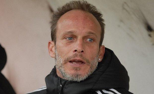 Michel LUIS-PEREIRA, l'entraîneur de l'AS Montchat