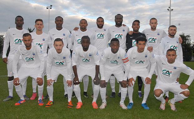 Caluire SC 2016-2017