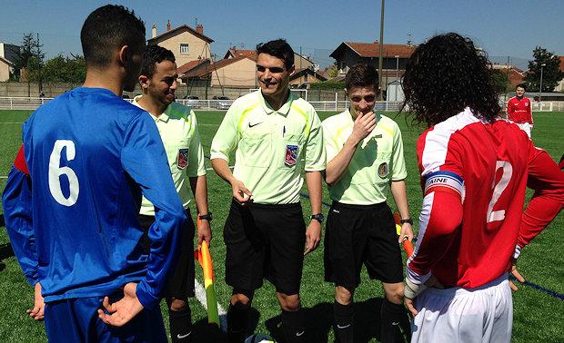 U19 Ligue Honneur - Le FC LYON puissance 7
