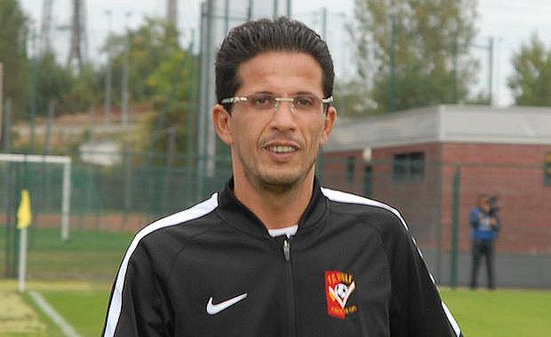 Karim Bounouara peut avoir le sourire, le FC Vaulx a réalisé la bonne opération du week-end