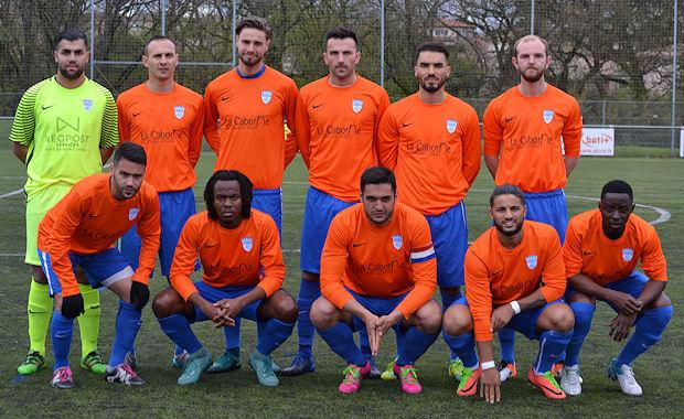 Le FC Limonest a fini à neuf sur le terrain du GS Dervaux