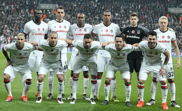 Le Besiktas Istambul