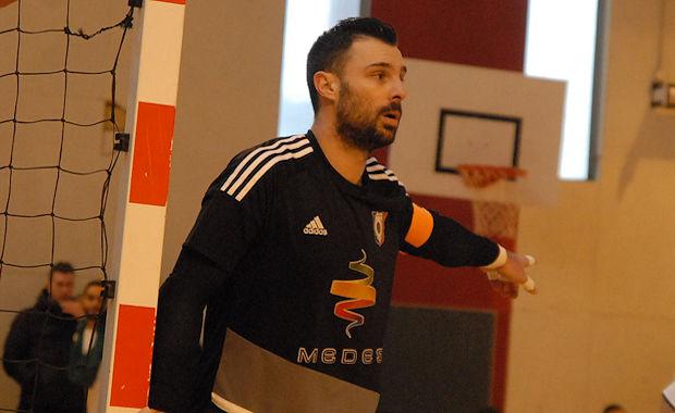 Adrien Belvito veur emmener le Caluire FC en finale de la Coupe du Rhône