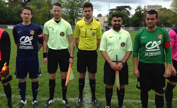 Coupe du Rhône - Le FC DOMTAC fait le job, le LOSC en reste là