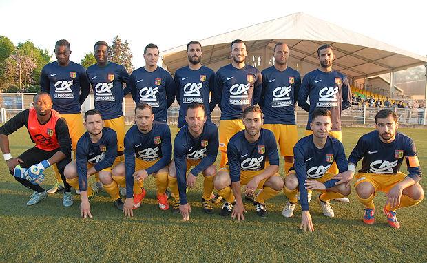 Le FC Bords de Saône joera la première place dimanche à Grenoble à défaut de son avenir