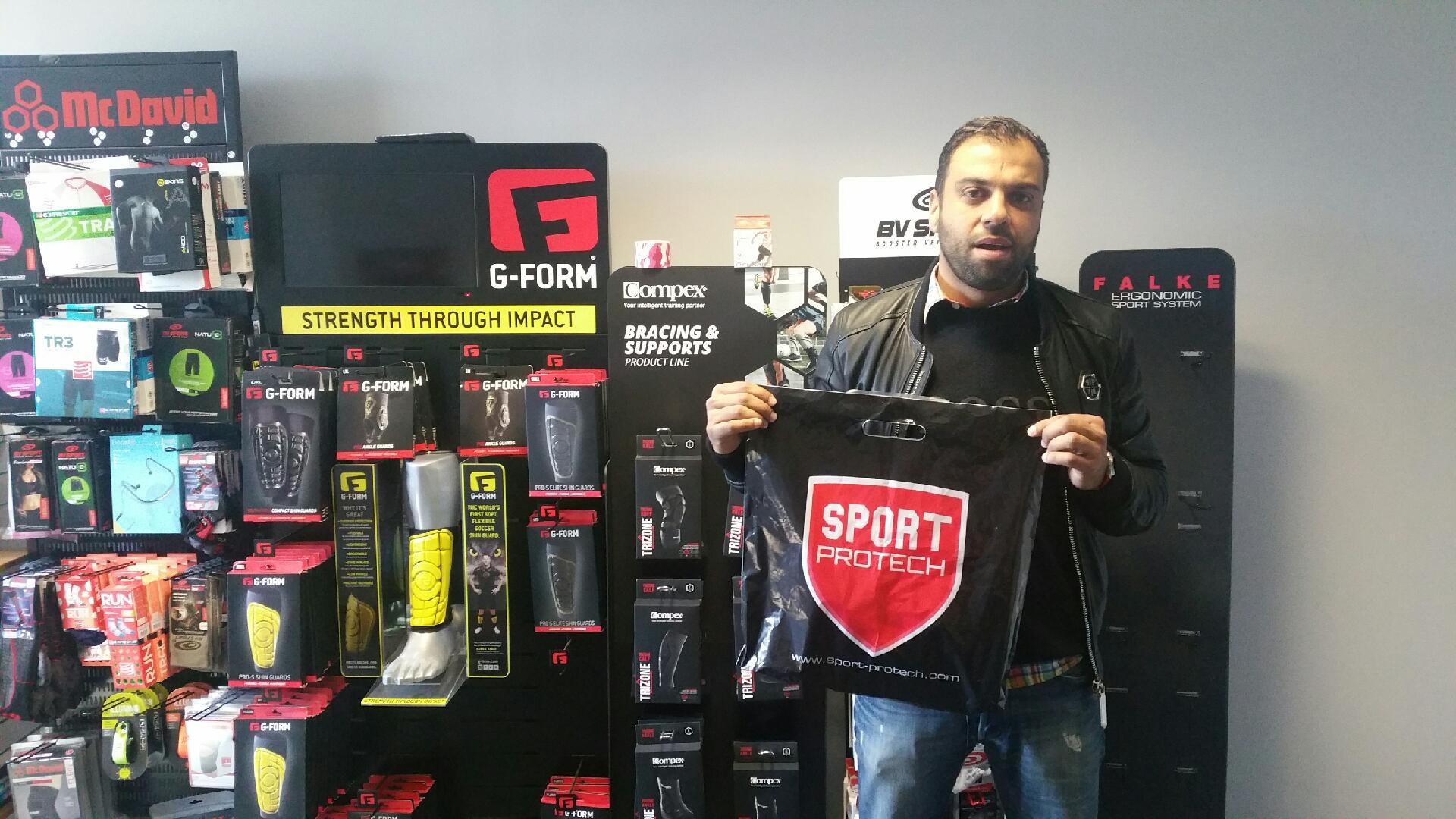 Aziz Ghelamallah (FC Ménival)