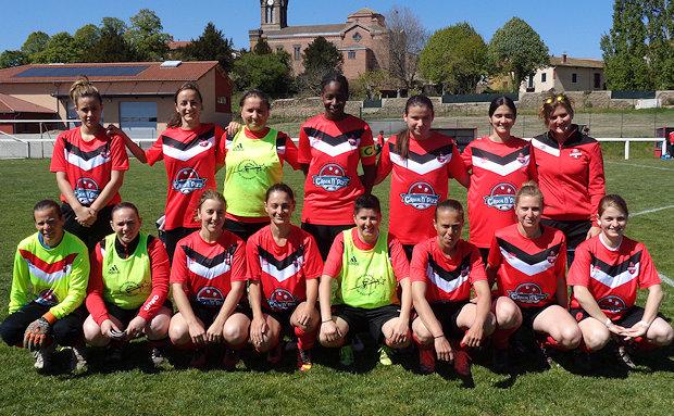 Sud Lyonnais Football 2016-2017