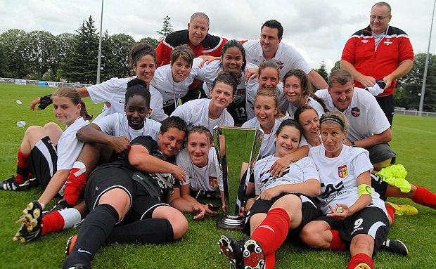 La victoire en Coupe du Rhône 2015
