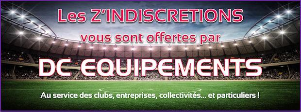 Les Z'INDISCRETIONS - Du côté des filles, des jeunes, et du futsal