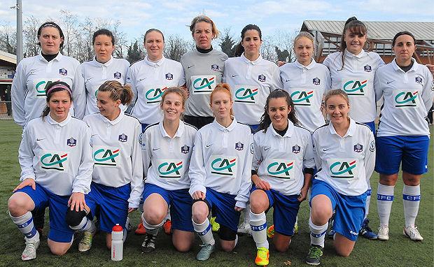 Chazay FC 2016-2017