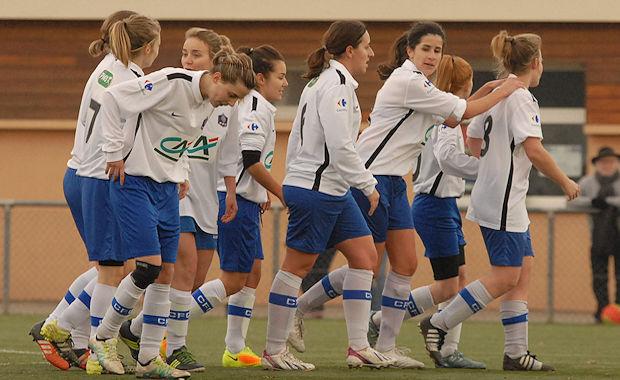 Les féminines du Chazay FC montent encore d'un cran