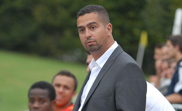 Ali Rechad, le président du FC Vaulx