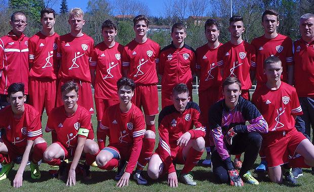 Les U19 du Stade Amplepuis