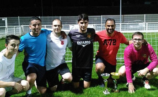 Les équipes finalistes