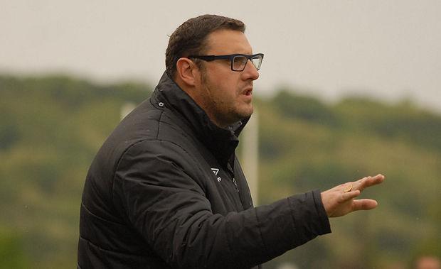 Fred Marcon sera à la tête de l'équipe fanion de Hauts-Lyonnais pour la deuxième saison consécutive