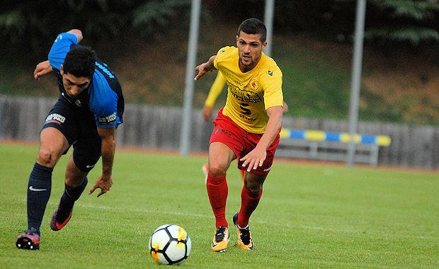 Ezikian et ses partenaires se doivent de prendre les trois points de la victoire ce soir malgré l'adversité