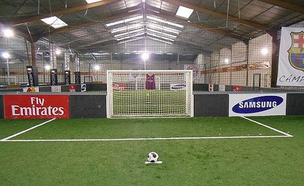 """Foot5 Indoor - A. ESPARZA (Sun Set Soccer Mions) : """"Garder ce même relationnel avec nos clients.."""""""