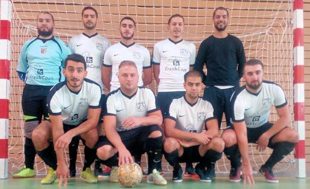 Le score fleuve du week-end pour le FC Chavanoz en Futsal, qui s'ilpose huit buts à sept sur le parquet de Beaujolais Azergues FC