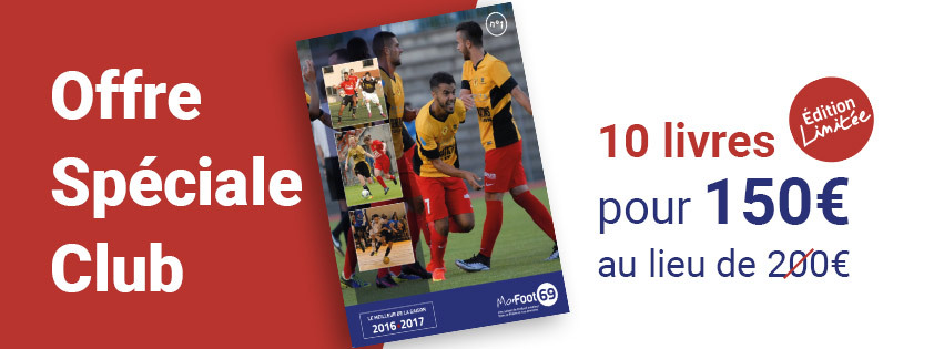 Livre Monfoot69 saison 2016-2017 - Offre SPÉCIALE CLUB