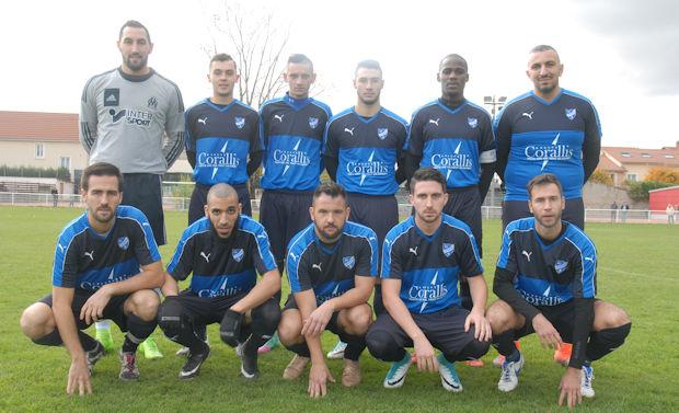 Le FC Sévenne est impérméable cette saison !