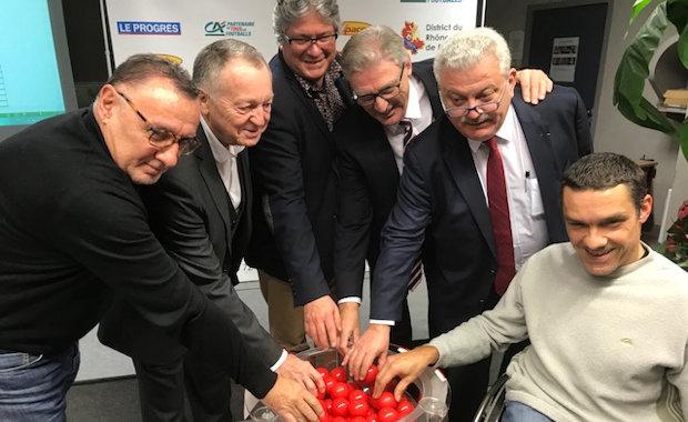 Coupe du Rhône (Tirage 32èmes) - JMA a régalé, une affiche du présent, une du passé et un pur derby !