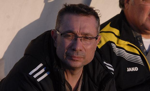 Jean-Philippe Rancien (co-entraîneur AS Manissieux)