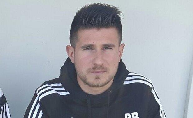 Remy Bernard, l'entraîneur de l'AS Craponne
