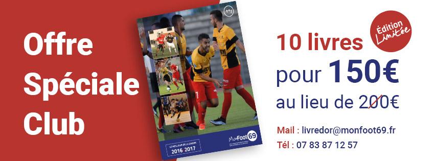 Les ECHOS des CLUBS - Les U19 du FC VILLEFRANCHE ont pris le pouvoir !