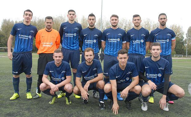 FC Chaponnay-Marennes 2017-2018
