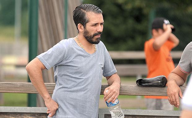 Faouzi Ben Fredj, l'entraîneur de l'UGA Décines